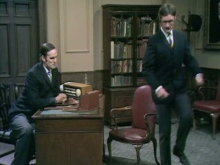 Monty Phyton - Ministry of Silly Walks