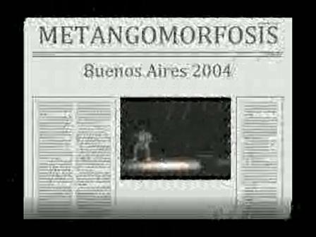 Metangomorfosis