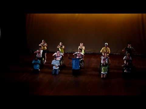 Grupo Corpo em Movimento com Companhia de Dança de Rua de Niterói - RJ
