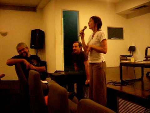 Apresentação institucional do III Fórum Latinoamericano de videodança