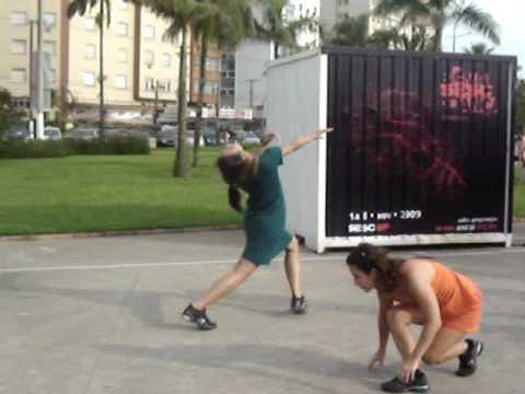 Jogos Coreográficos - Bienal Sesc de Dança 2009