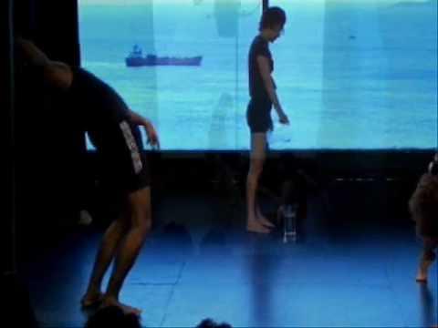 Estudo para Carne, Água e Osso - HIS Contemporâneo de Dança