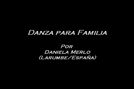 Revive 2° día/ Danza para Familia/ VideoDanzaBA´09