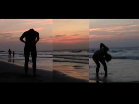 Improvisación para tres atardeceres y un horizonte (videodanza)