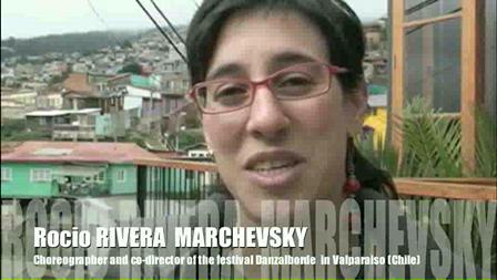 Entrevista con Rocio Rivera Marchevsky