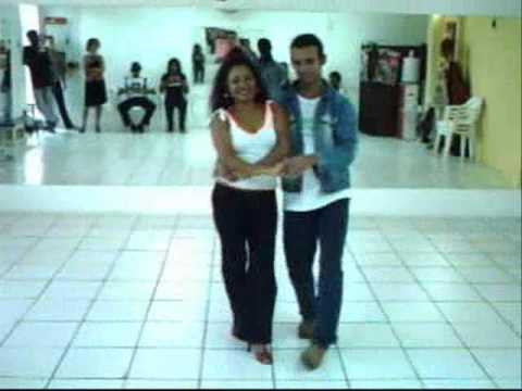 Workshop de Forró (Xote) no Studio de Danças Maristela Lins. Salvador - BA 2009.