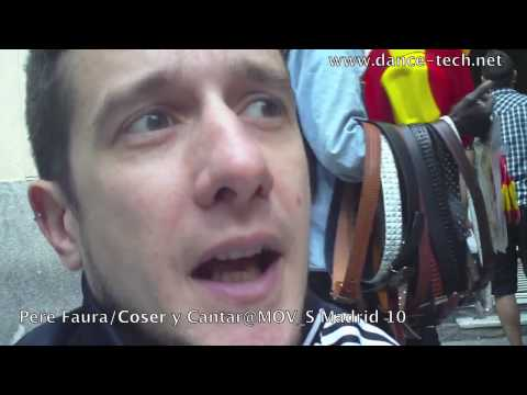MOV_S Madrid 10: Interview with Pere Faura