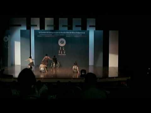 ConCuerpos Danza Integrada. Obra TR-9B5
