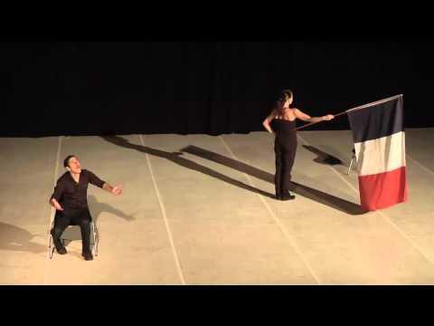 Panorama10 ::  Antonio Tagliarini + Idoia Zabaleta :: Royal Dance