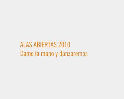 ALAS ABIERTAS 2010 Videoinvitacionweb