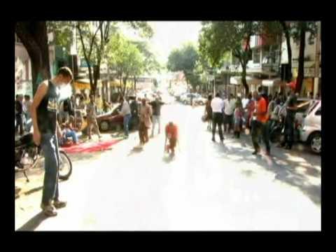 clip do documentário 'Uma cachaça que se chama Dança' - 2008