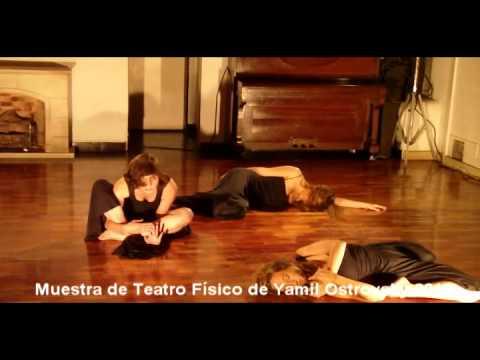 muestra teatro físico 2010 Estefi Denisse y Martina.avi