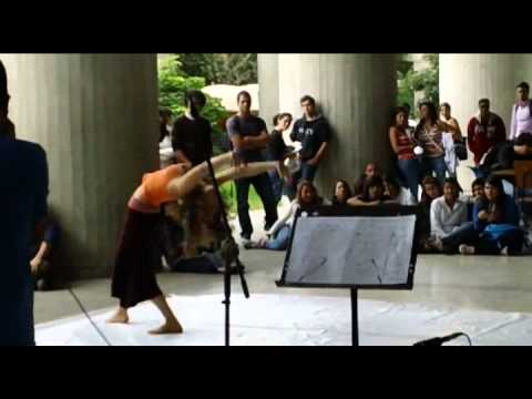 Concierto+Danza=Jamming en nuevos territorios (UCAB)