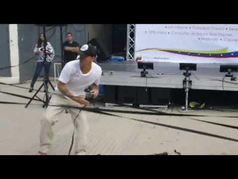 Improvisación de Rommel Nieves