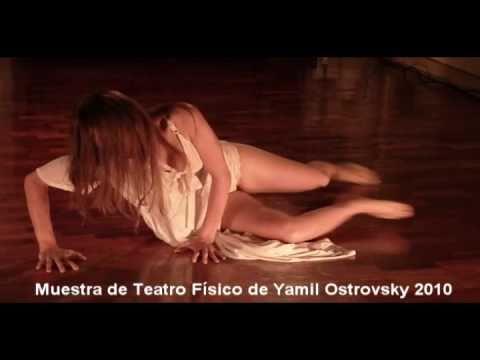 muestra teatro físico 2010 Denisse (1).avi
