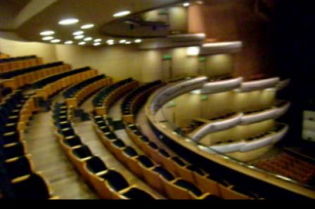 Conozca el Auditorio Nacional Adela Reta SODRE