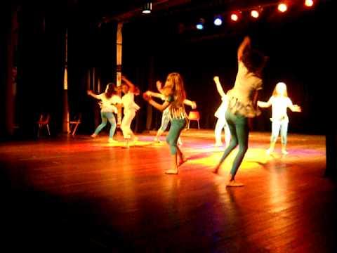 Neptunia Cultura - 5º Encuentro de Danza Contemporánea de Niños y Adolescentes