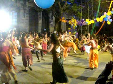 India 2010 - Coreografia Daniella Pássaro
