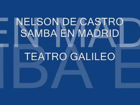 SAMBA EN MADRID