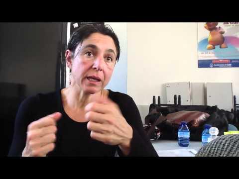 Mal Pelo @ mov_s 2012:  conversación con Maria Muñoz y Pep Ramis, Cádiz, España