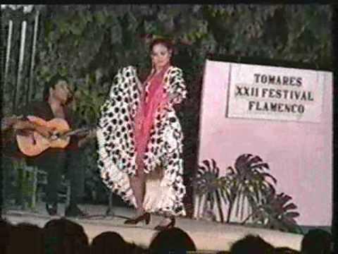 alegrias festival de tomares  Carmen de Torres