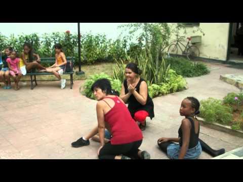 Residencia Artística Pedagógica de Espacios Inventados LA habana Cuba 2012