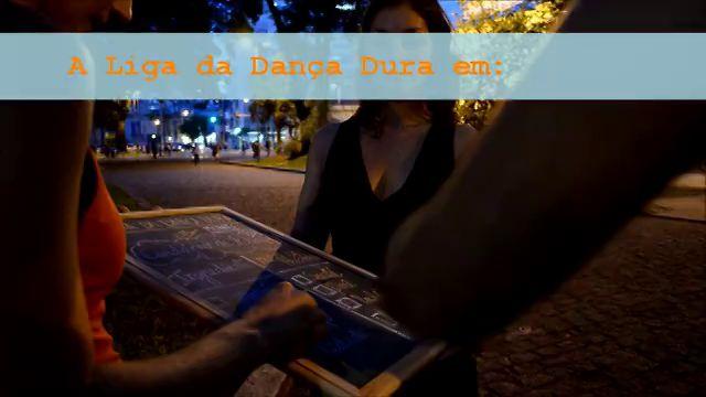 Cardapio de Dança LIGA DA DANCA DURA - Bom Retiro