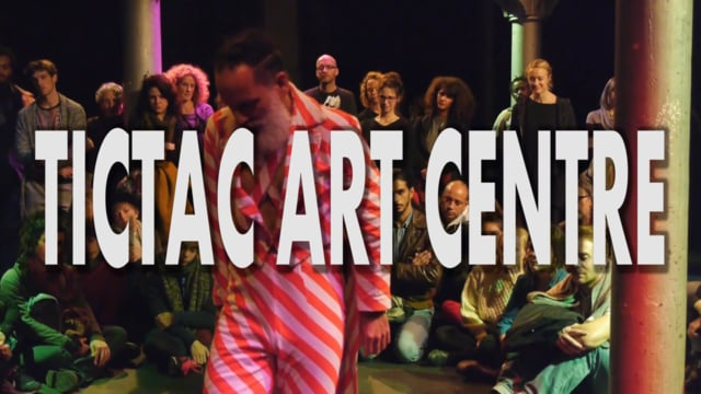 David Zambrano's TICTAC ART CENTRE