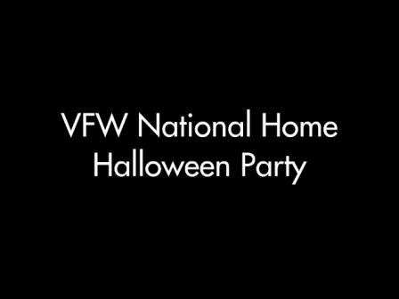 VFW National Home Halloween Party