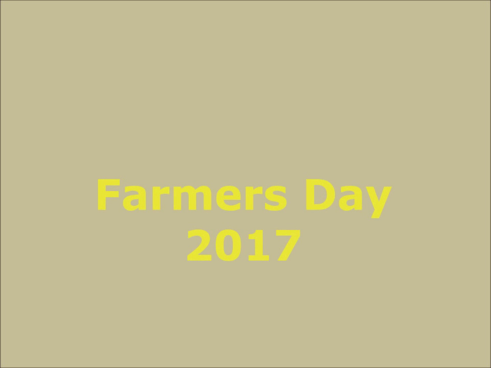 Norwood Farmers Day 2017