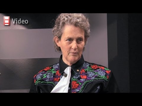 Temple Grandin on working with autism: I like the way I think