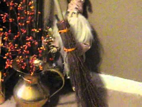 BESOM ``The Witches Broom ``