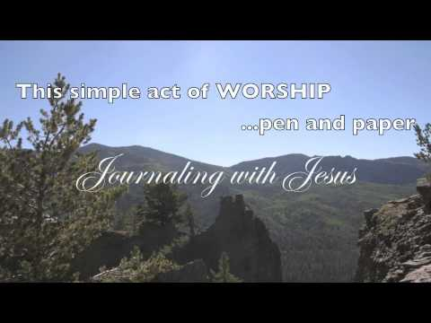 Journaling With Jesus.mov