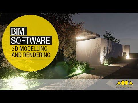 Software BIM para el proyecto de arquitectura 3D – ACCA   Edificius #27