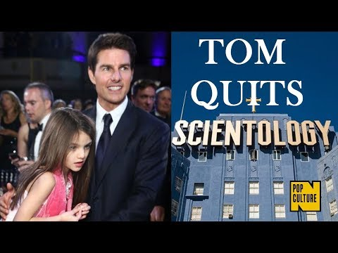 Tom Cruise Quits Scientology Church