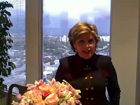 Gloria Allred Empowers Women and Embraces Butterfly