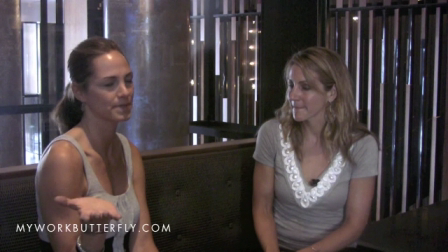 Summer Sanders Advice on Working & Parenting