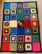 Peggy Mulholland's squares.