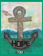 Anchor of Hope print