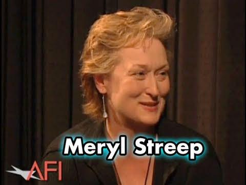 Meryl Streep Masterclass