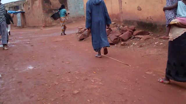 Bamako en route vers le copier coller