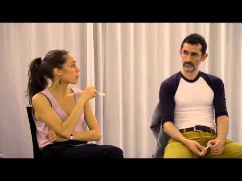 Journée TRAMPOLINE pour jeunes danseurs 2015 - par l'association RDP