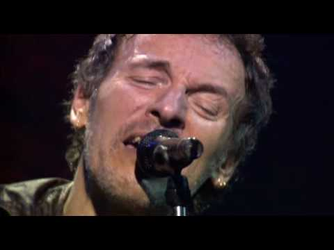 """""""Into the Fire"""" by Bruce Springsteen"""