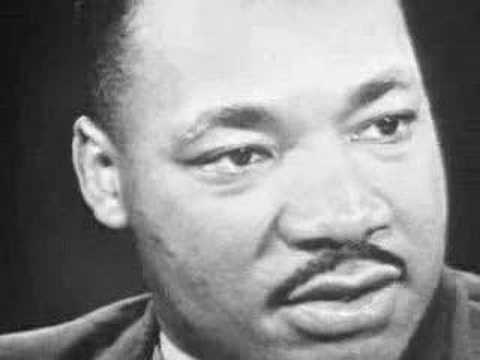 Martin Luther King, Jr. on Love and Non-Violence