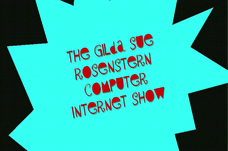 The Gilda Sue Rosenstern Computer Internet Show-Used Book Club, Satanic Verses