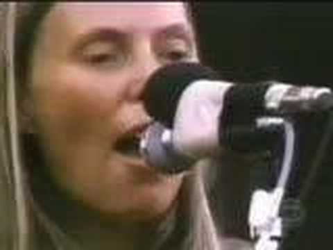 An Interview with Joni Mitchell