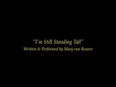 I'm Still Standing Tall