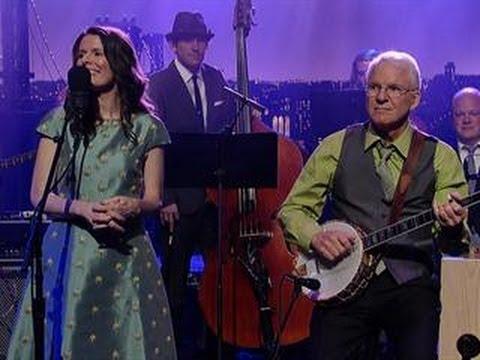 "Steve Martin & Edie Brickell - """"When You Get To Asheville"""