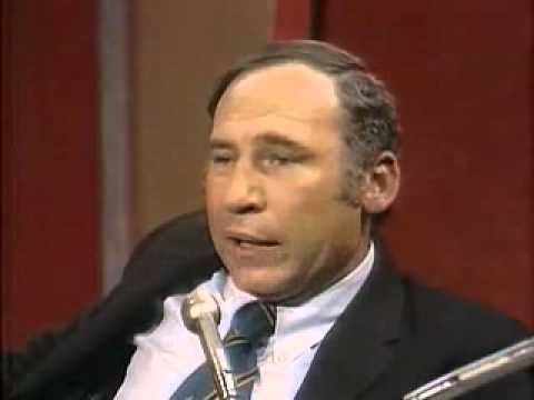 Mel Brooks Dick Cavett 1970 Part 2