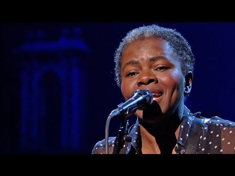 "Tracy Chapman: ""Stand By Me"" - David Letterman"